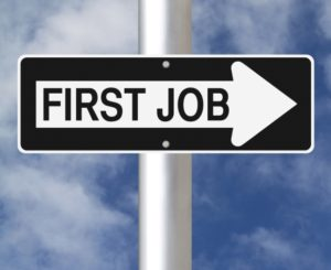 internship to first job
